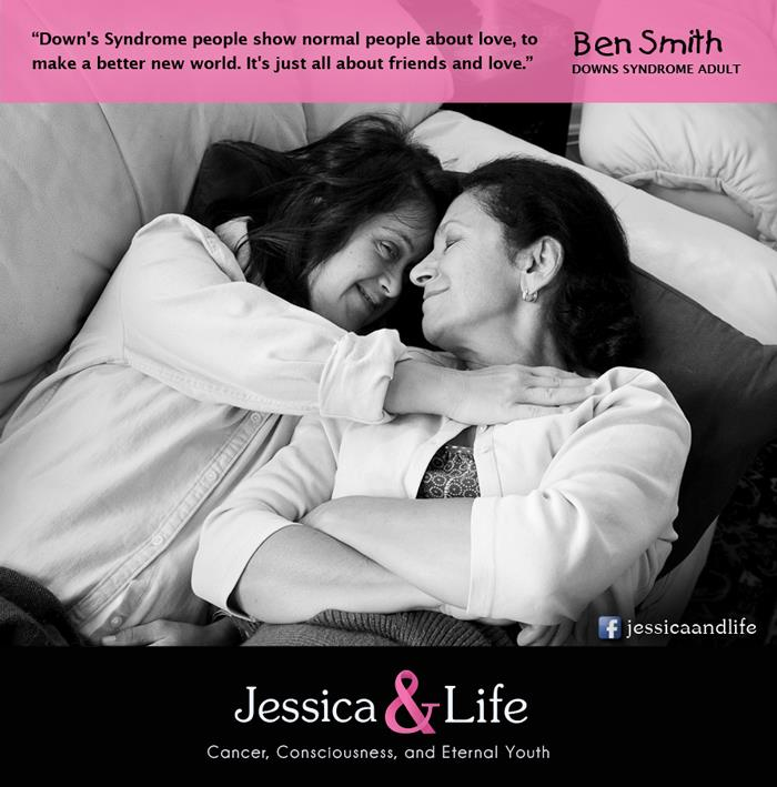 Jessica and Life. With an Open Heart Blog