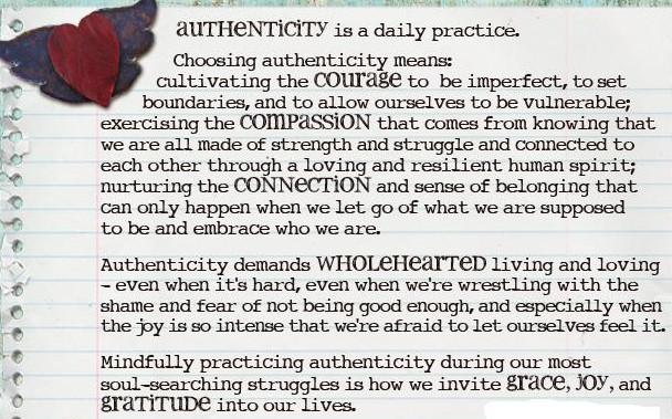 authenticity pledge heart web